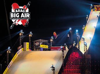 ARAG - Big Air Freestyle Festival
